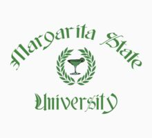 Margarita State University by Kenneth Krolikowski