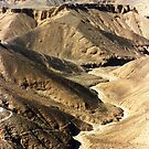 Valley in Thebes, Egypt by Alberto  DeJesus