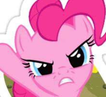 Problem with Pinkie Pie? Sticker