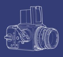 Hasselblad 503 V1a by David Jenkins