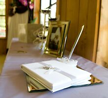 Guest book by Denis Opalchenski