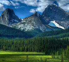 Kananaskis Beauty by Justin Atkins