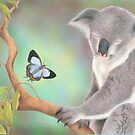 A Kiss for Koala by Karen  Hull