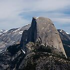 Half Dome by RoySorenson