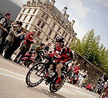 Vizille, Tour de France by Eamon Fitzpatrick