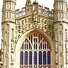 Bath Abbey by Sue Porter