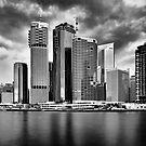 City of Brisbane by Kym Howard
