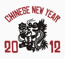 Chinese New Year 2012 T-Shirt