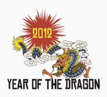 Year of The Dragon 2012 by ChineseZodiac