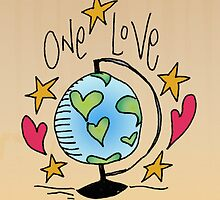 One Love by JenHeathHenry