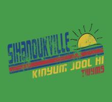 Sihanoukville by Ian Jackson