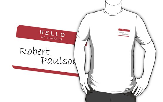 My Name is Robert Paulson by Strangetalk