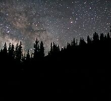 Milky Way over Mayflower Gulch by DMcVey