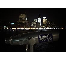 Love Letter From New York City Photographic Print