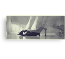 Ready to Dance the Night Away.... Canvas Print
