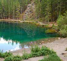 Grassi Lakes by Roxanne Persson