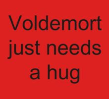 Voldemort just needs a hug by eggnog