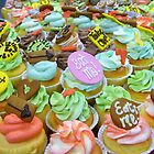 *Alice In Wonderland* - Cupcakes - Christchurch by AndreaEL