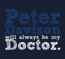 Peter Davison Will Always Be My Doctor by inkandstardust