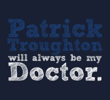 Patrick Troughton Will Always Be My Doctor by inkandstardust