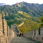 The Great Wall Series - at Mutianyu #8 by © Hany G. Jadaa © Prince John Photography
