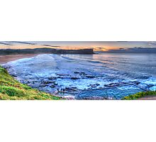 Greeting the Dawn (The Photographers Cut) - Avalon Headland & Beach - The HDR Experience Photographic Print