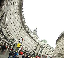 Regent Street - London by Penny V-P