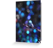 Disco Ball Greeting Card