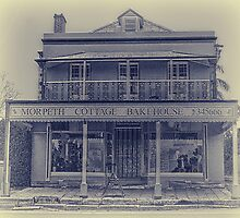 Morpeth Cottage Bakehouse in Antique Look by Sharon Brown