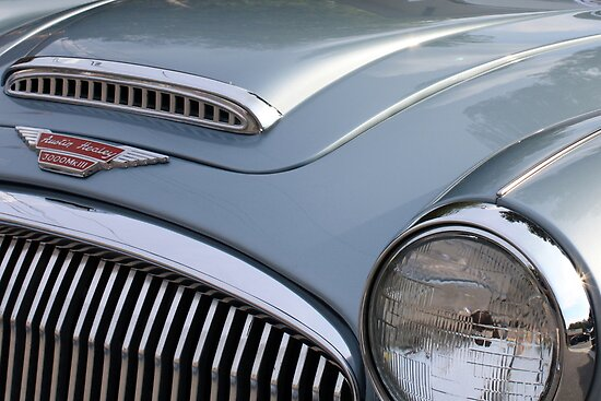 1965 Austin Healey by AuntDot