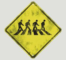 Beatles Crossing by Jonah Block