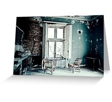 For Two ~ Chateau Noisy Greeting Card