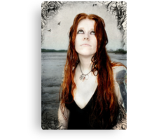 Song To The Siren Canvas Print