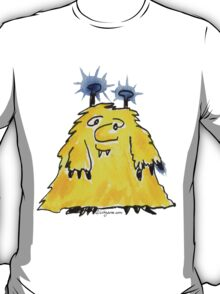 Funny Cartoon Monstar 029 T-Shirt
