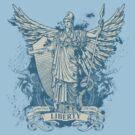 Libertas Freedom Goddess by LibertyManiacs