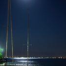 Lake Garda Moon. by imagic