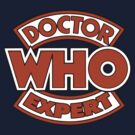 Doctor Who Expert by ideedido