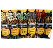 Wildberry Incense Poster