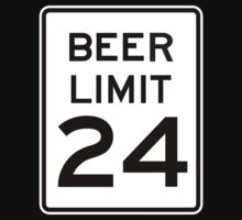 BEER LIMIT 24 by Charles McFarlane