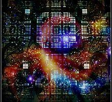 Cosmic Electronics by Vanessa Barklay