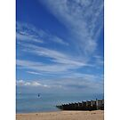 Whitstable Beach by blindluck