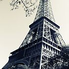 Eiffel Tower, France by Jessica Loftus