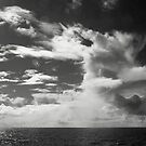 South Pacific Clouds by James Millward