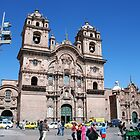 Cusco Church by slkphotography