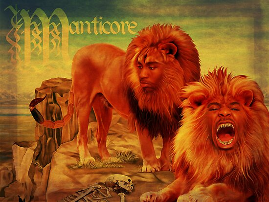 Manticores by Ivy Izzard