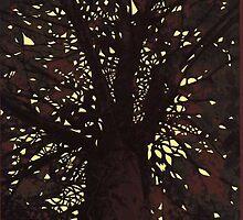 Hog Wood I by Lisa Richards