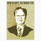 Dwight Schrute v.2 by Harry Fitriansyah