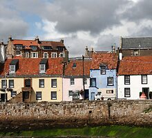 St Monans by Tom Curtis