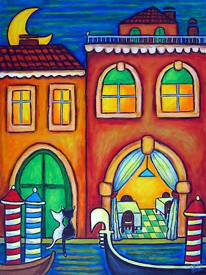 Venice Valentine II by LisaLorenz