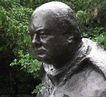 Winston Spencer Churchill by Brunoboy